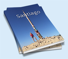 Santiago Book mockup only 3