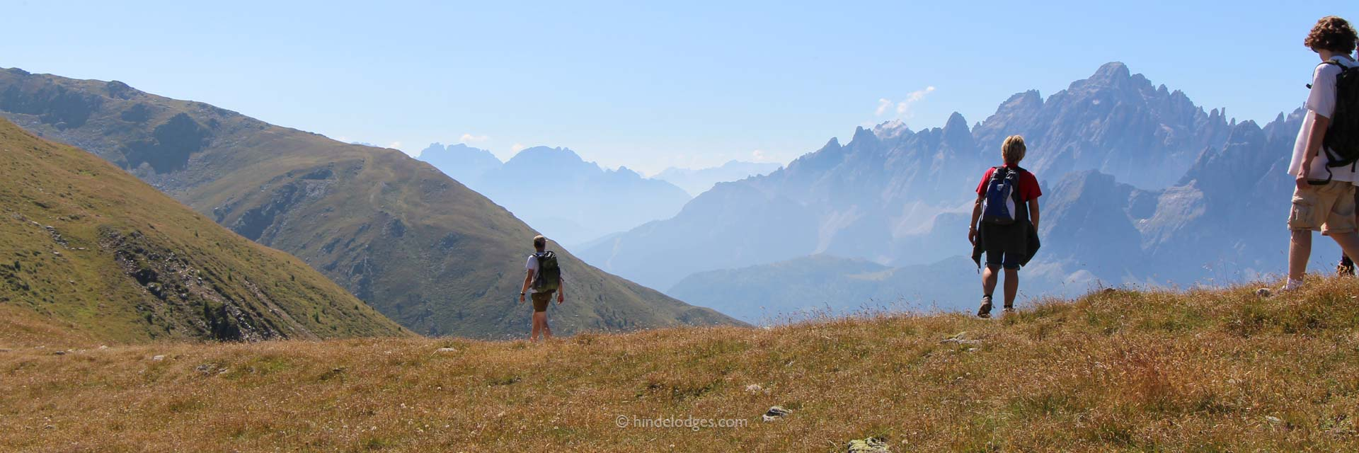 Mountain Ridge Trail walk - Hinde Lodges